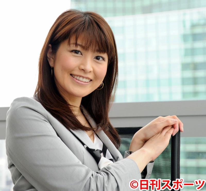 元日テレ森麻季アナが誕生日婚、...