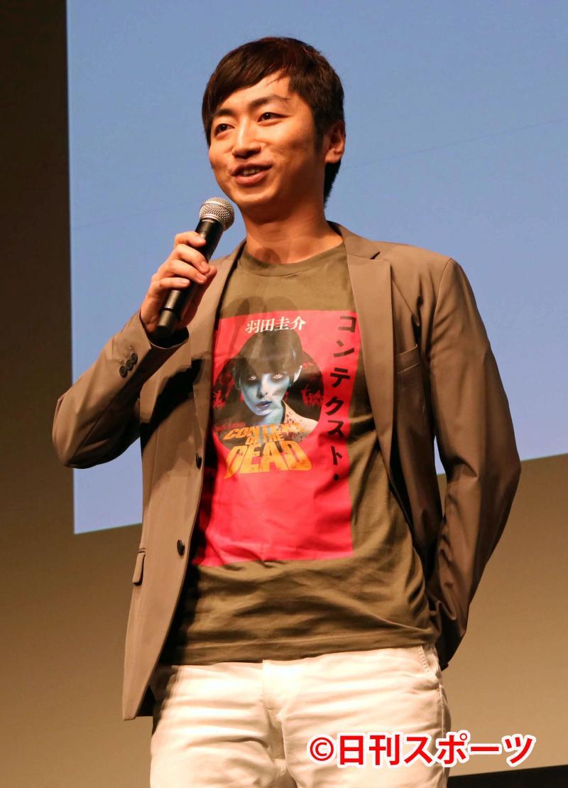 nikkansport.com @ mobile羽田圭介氏「ムカつく…」作家が主人公の映画に嫉妬