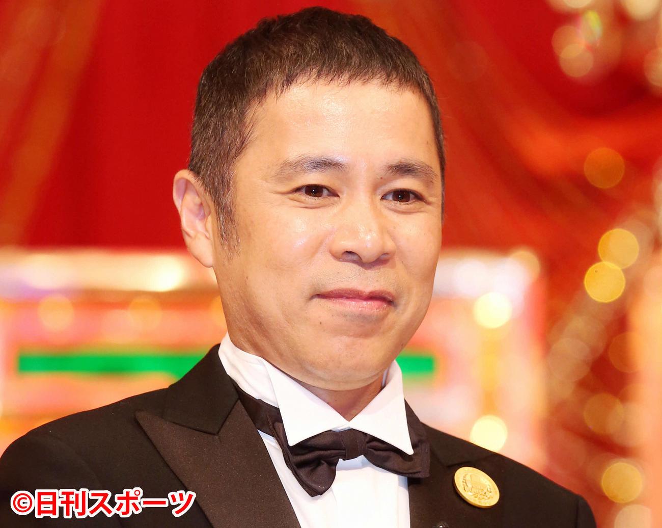 岡村隆史(2014年12月14日撮影)