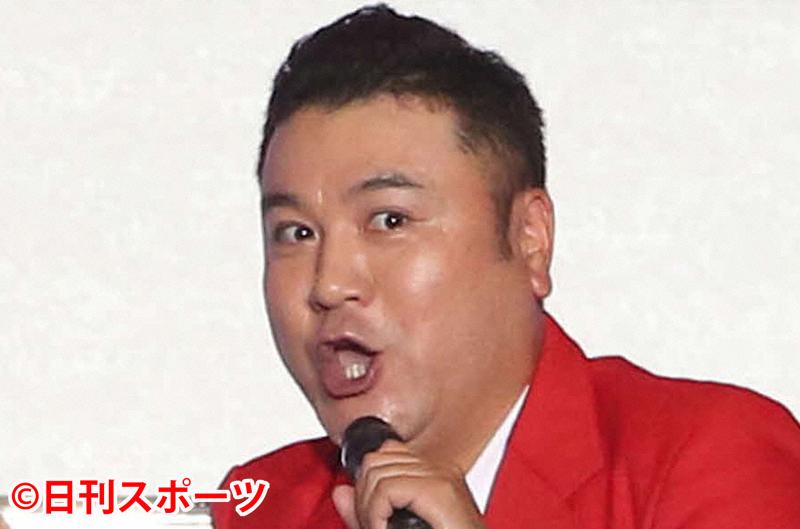 アンタッチャブル山崎弘也(2015年5月9日撮影)