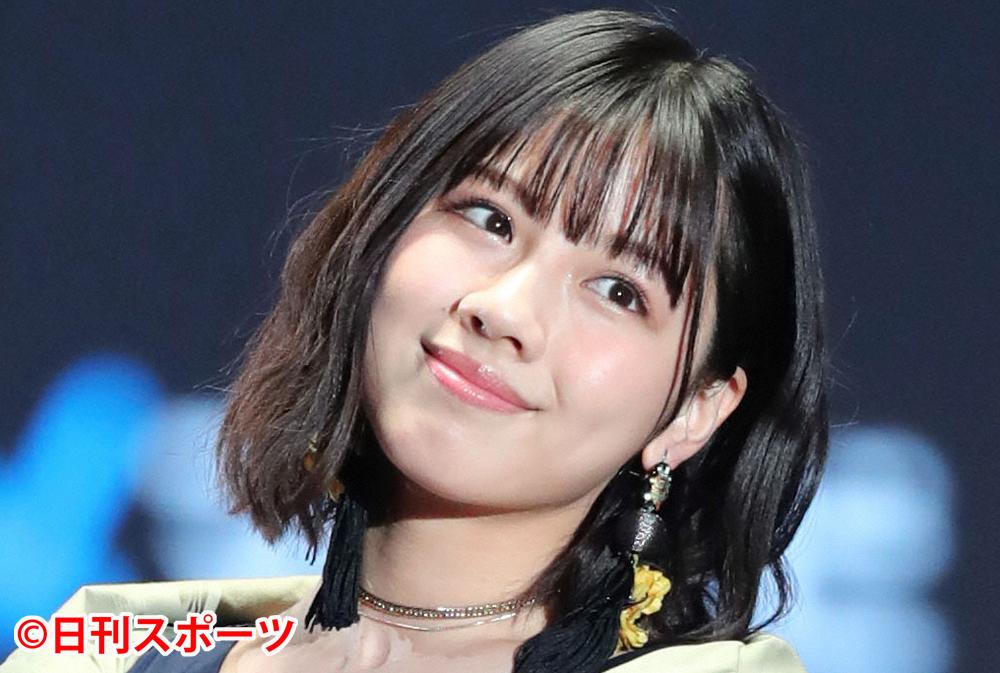 日向坂46渡邉美穂(2020年2月29日撮影)