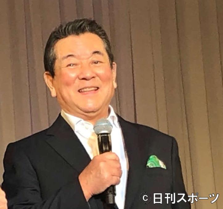 加山雄三(2019年6月3日撮影)