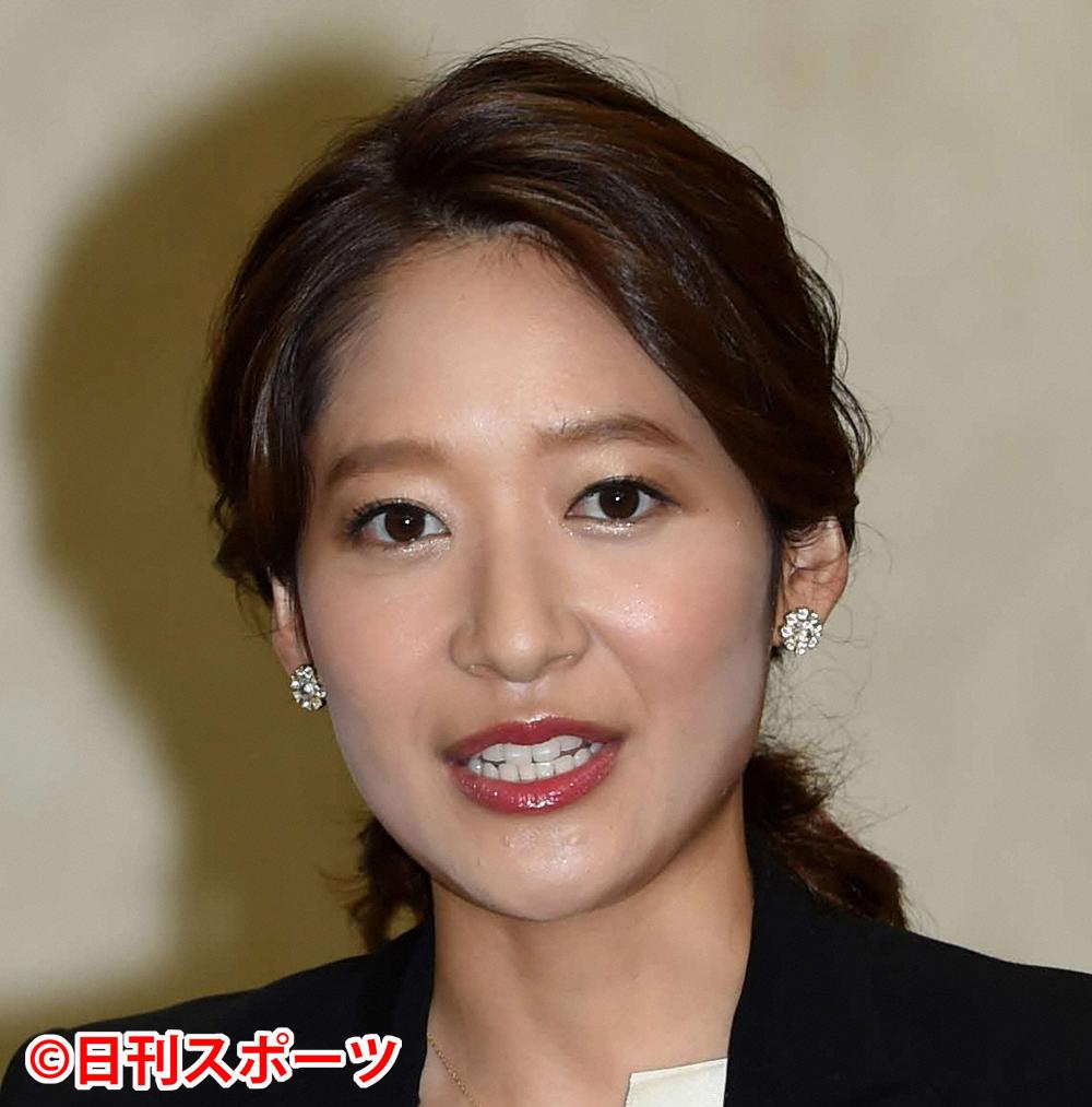 吉田明世アナウンサー(2015年10月4日撮影)