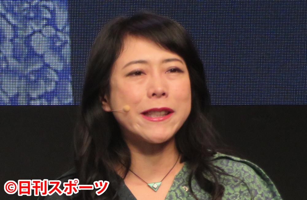 椿鬼奴(2019年2月23日撮影)