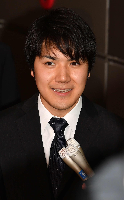 小室圭さん(2017年5月17日撮影)