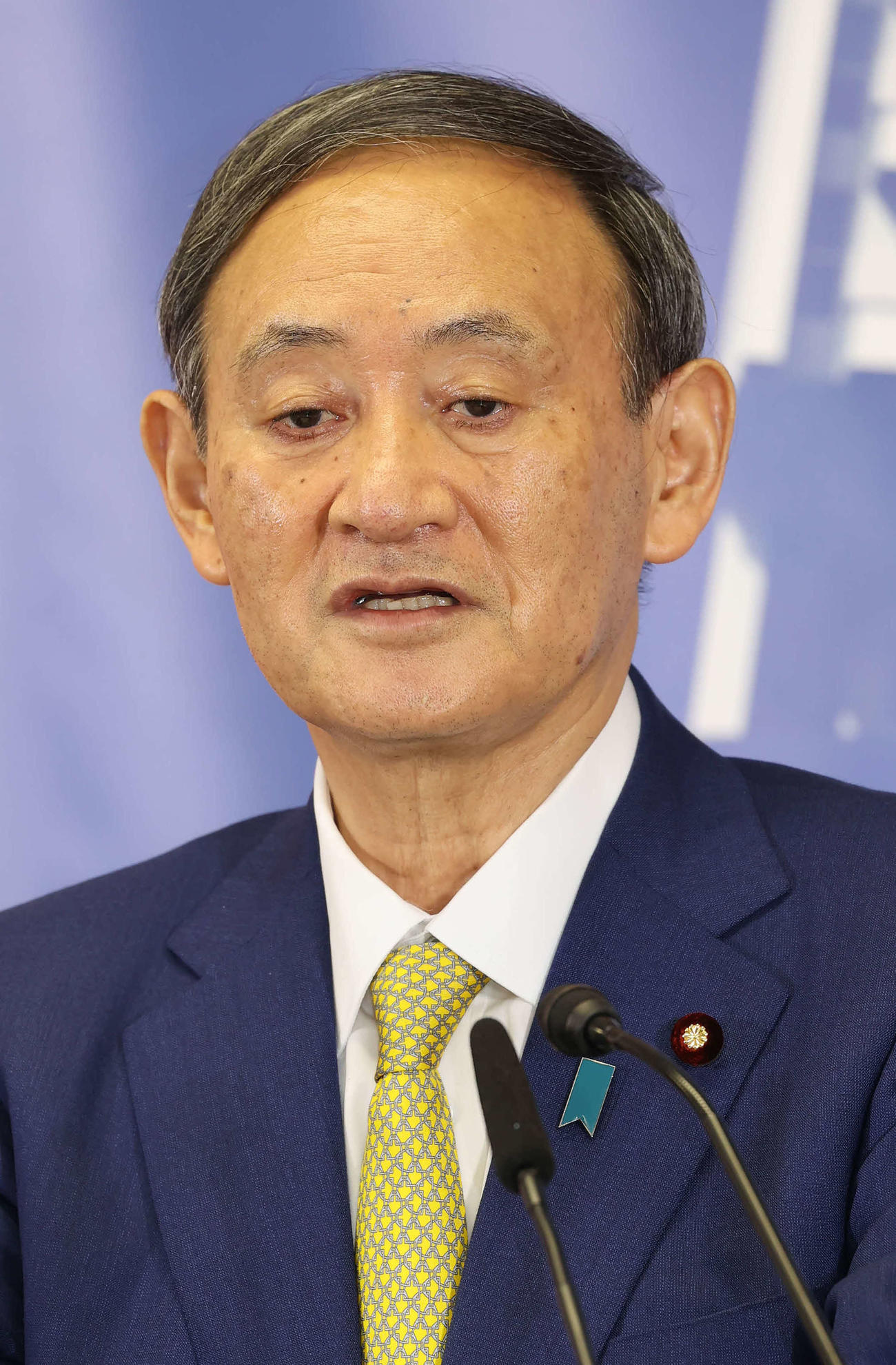 菅首相(2020年9月撮影)