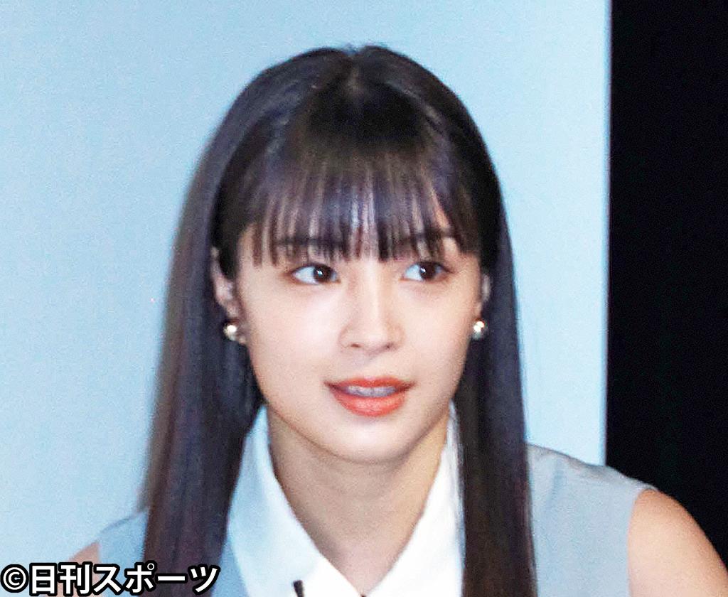 広瀬すず(2020年2月3日撮影)