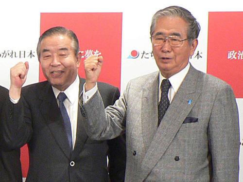 園田博之氏死去 76歳肺炎 政界再編影のキーマン