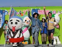 ゆるキャラGPはカパル優勝 こにゅうどうくん3位 - 社会 : 日刊スポーツ