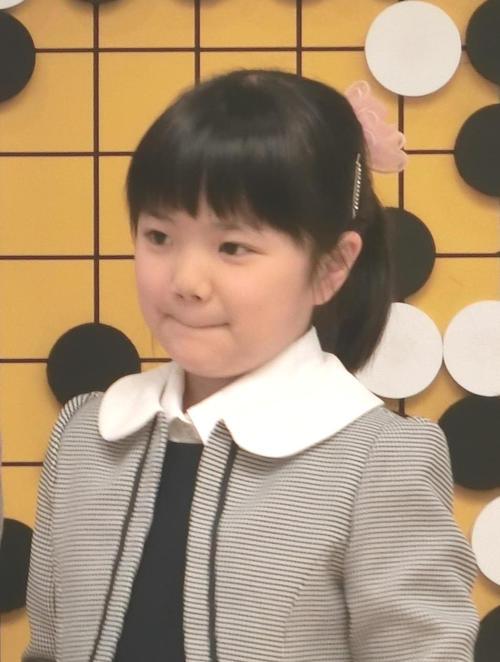 【囲碁】小4プロ棋士仲邑菫さんが韓国の最強棋士チェさんに敗戦、雪辱誓う