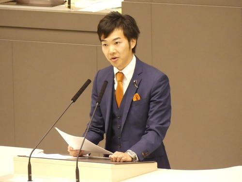 音喜多駿氏(17年12月8日撮影)