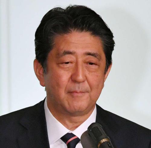 安倍首相(2018年9月20日撮影)