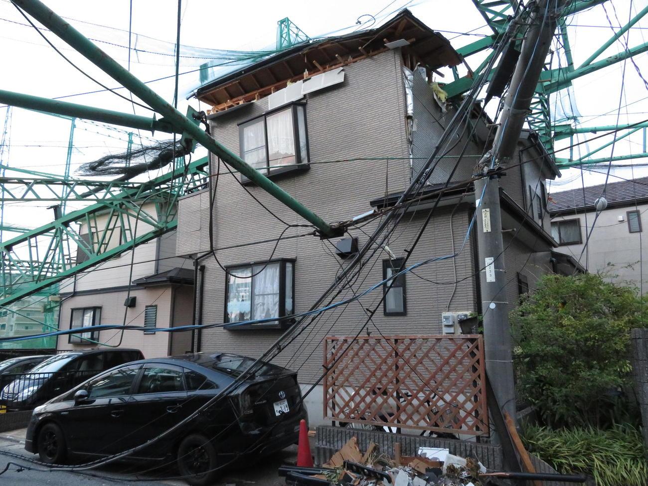 千葉 県 ゴルフ 場 台風