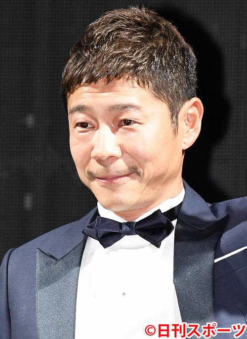 前澤友作社長(2018年12月10日撮影)