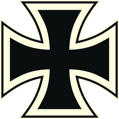 図(4)ドイツ鉄十字