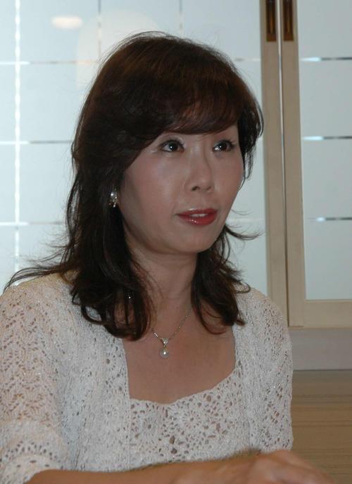 亡くなった小川誠子さん(07年撮影)