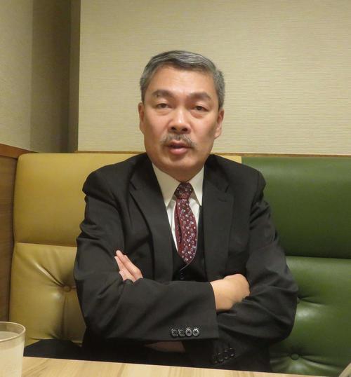 安倍内閣で内閣官房参与を務めた藤井聡氏が2020年の日本経済を辛口分析した(撮影・大上悟)