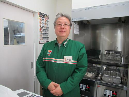 東大阪市のセブン-イレブン元オーナー松本実敏さん(2020年1月2日撮影)