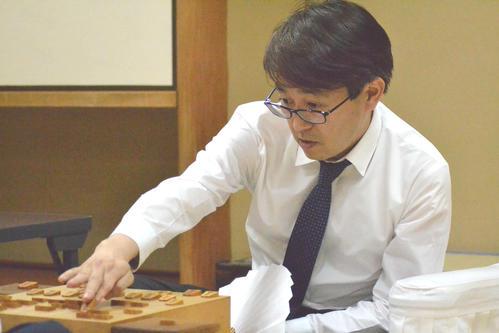 羽生善治九段(2019年6月24日撮影)