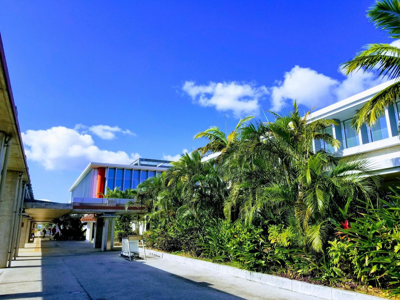 沖縄・石垣島の玄関口、新石垣島空港