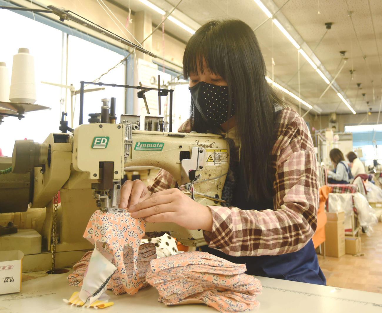 縫製 富樫
