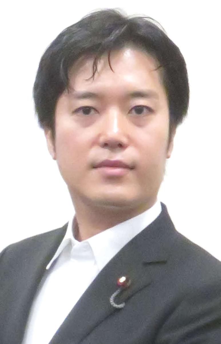 丸山穂高衆院議員(2019年7月29日撮影)