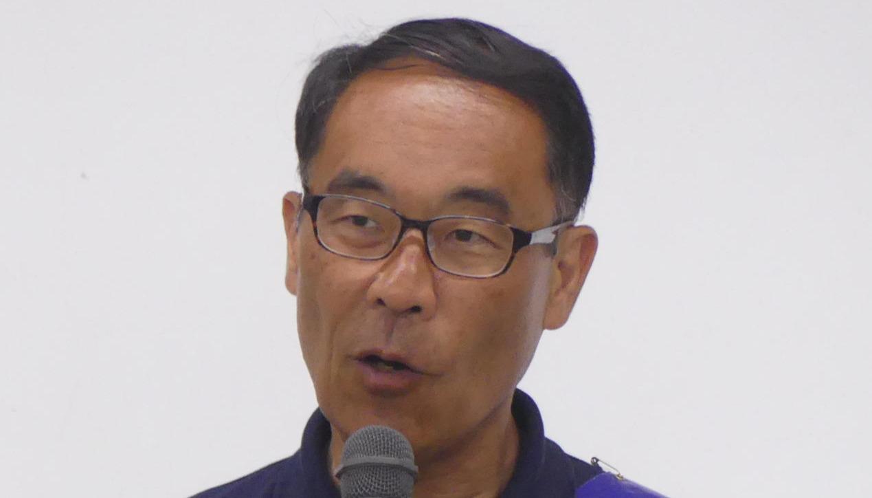 埼玉県の大野元裕知事(19年8月撮影)