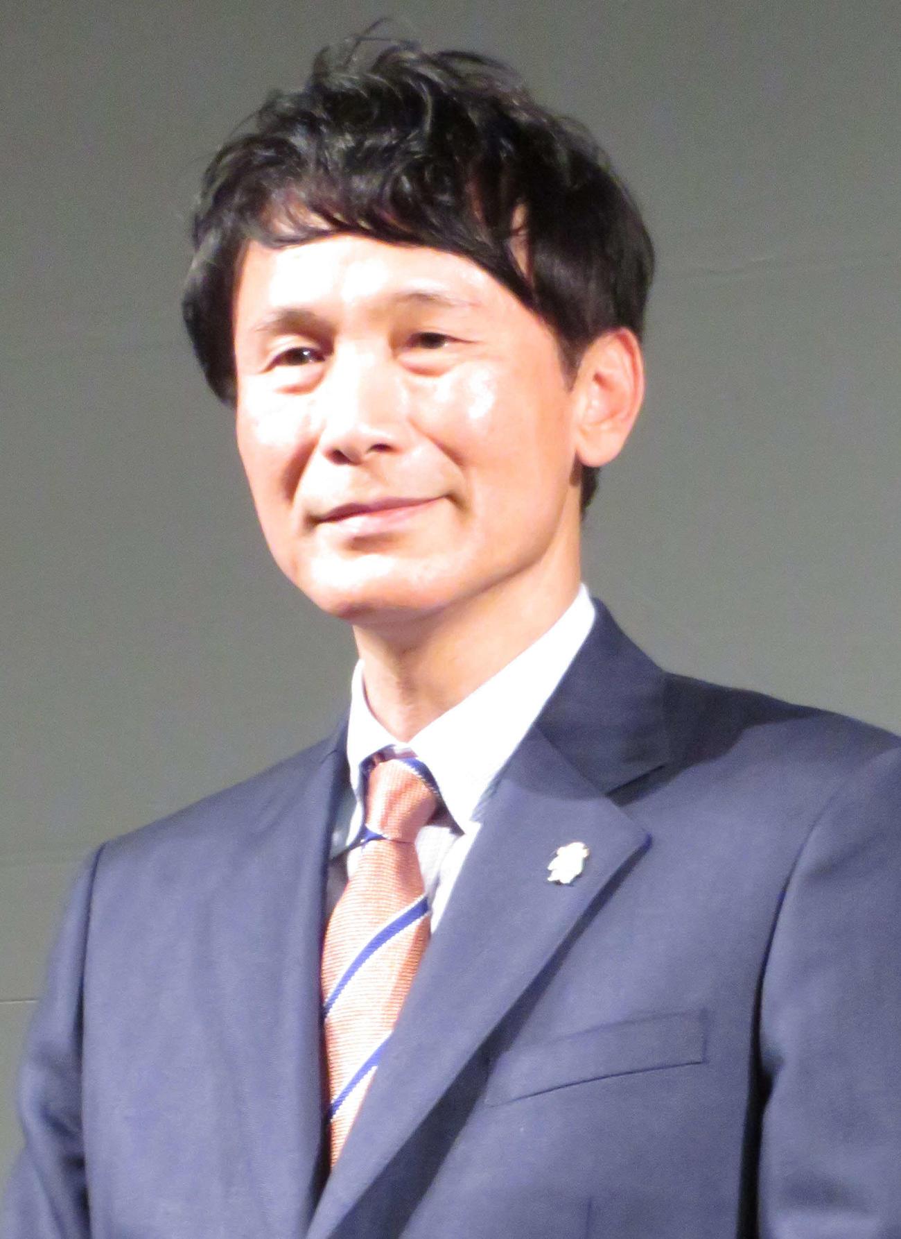 三反園訓鹿児島県知事(17年12月3日撮影)
