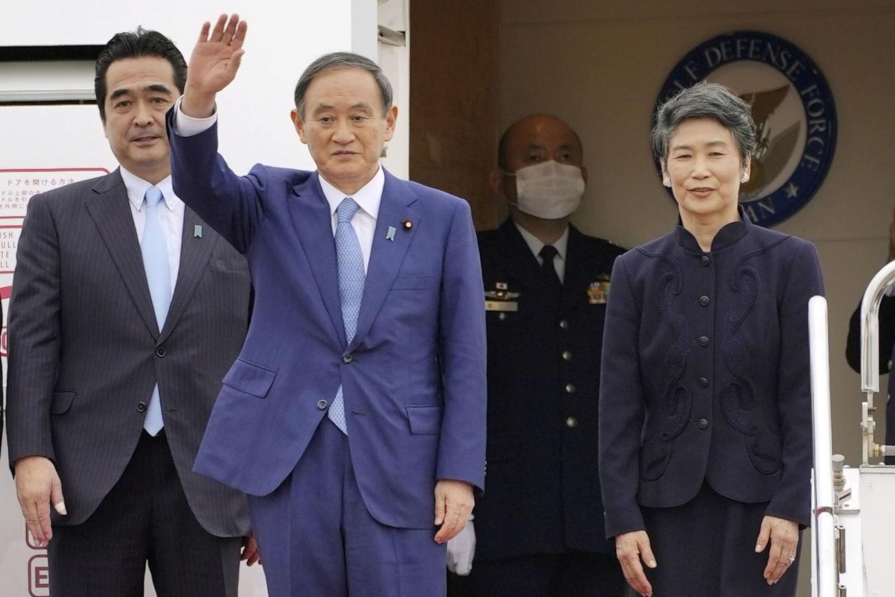 菅 総理 大臣 妻