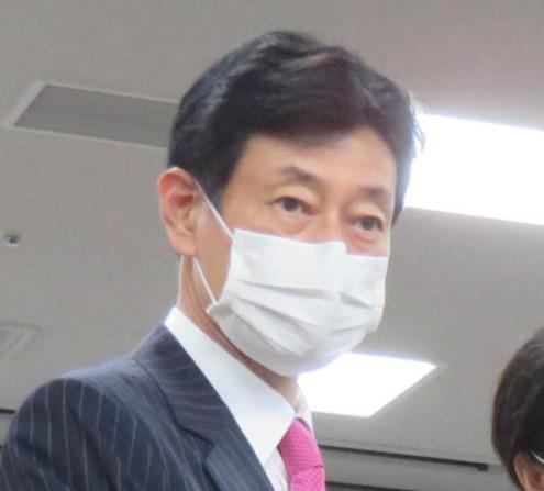 西村経済再生担当相(2020年10月16日撮影)