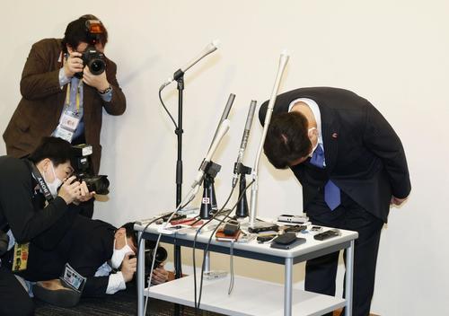 遠山清彦氏が議員辞職へ「出処進退は自分で決める」 - 社会 : 日刊スポーツ