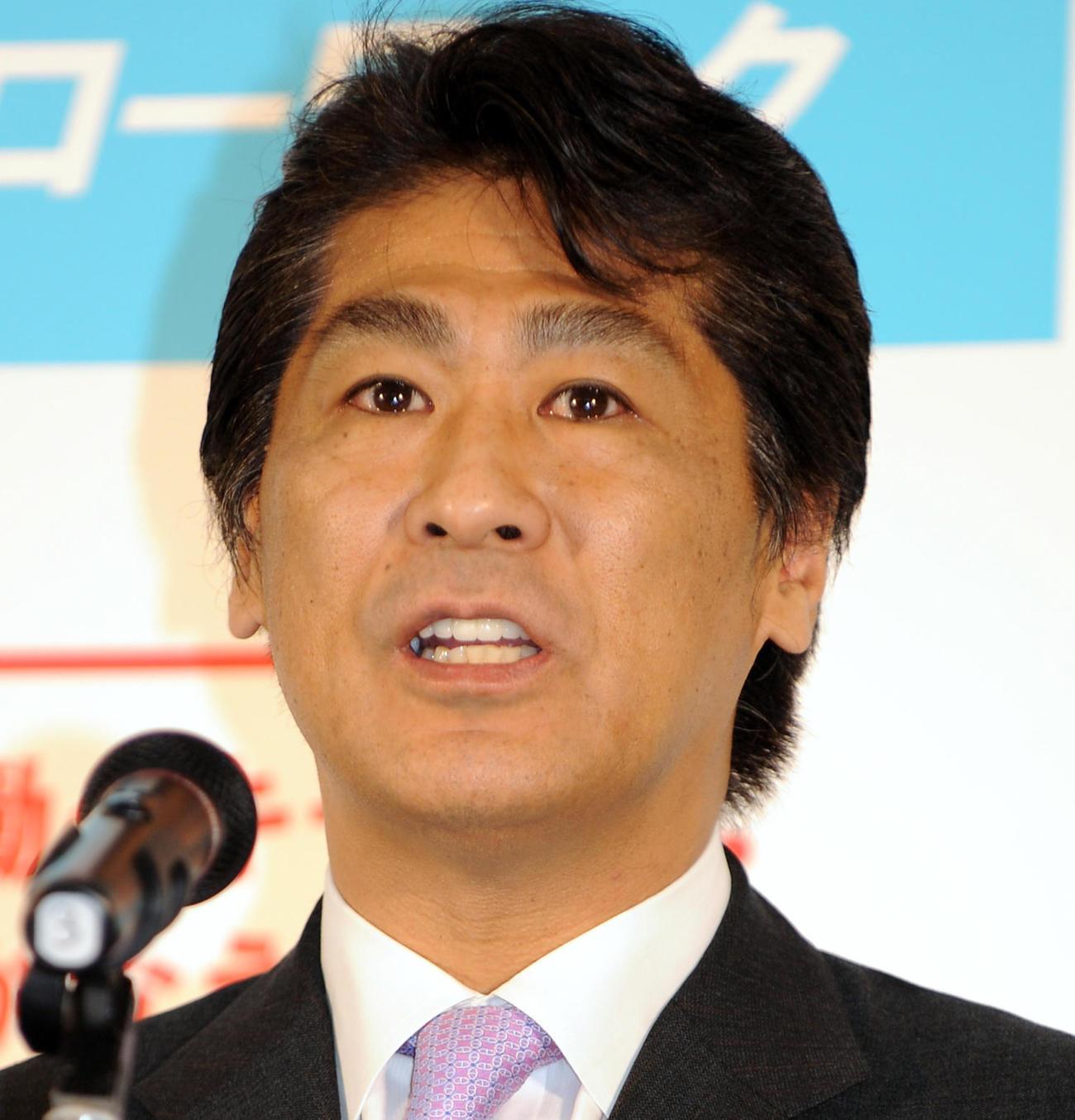 田村憲久厚労相(2013年1月17日撮影)