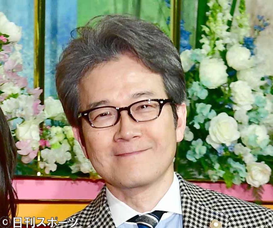 有馬嘉男キャスター(2020年2月11日)
