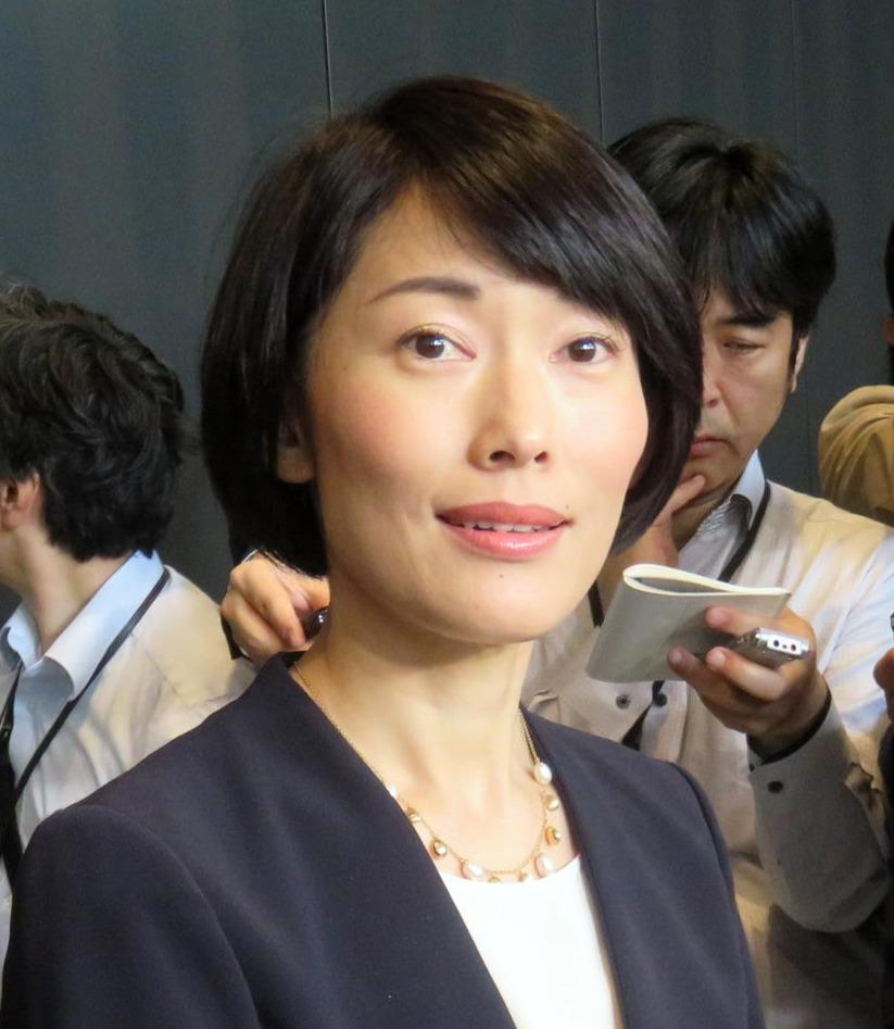 丸川珠代氏(2017年5月24日撮影)