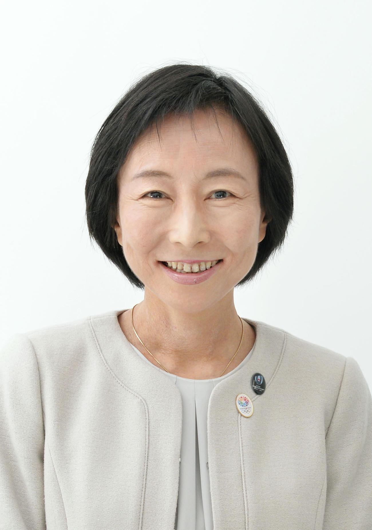 外務省の小野日子外務副報道官(共同)