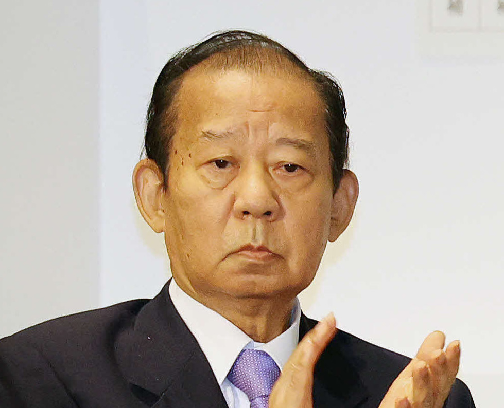 二階俊博幹事長(2020年9月14日撮影)