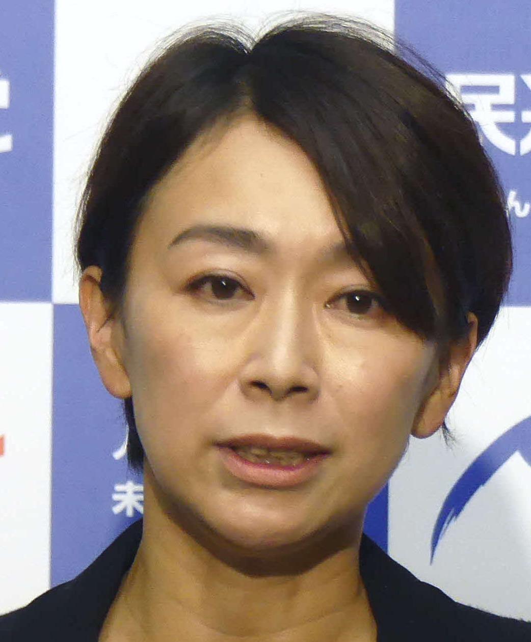 山尾志桜里衆院議員(2017年9月7日撮影)