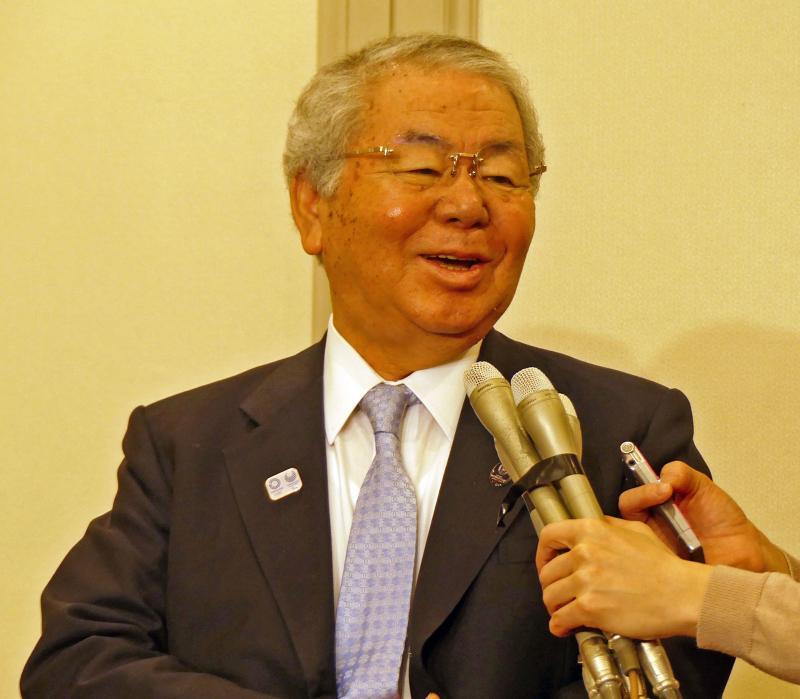 ドン内田氏、議員引退も政界現役 都議選不出馬表明