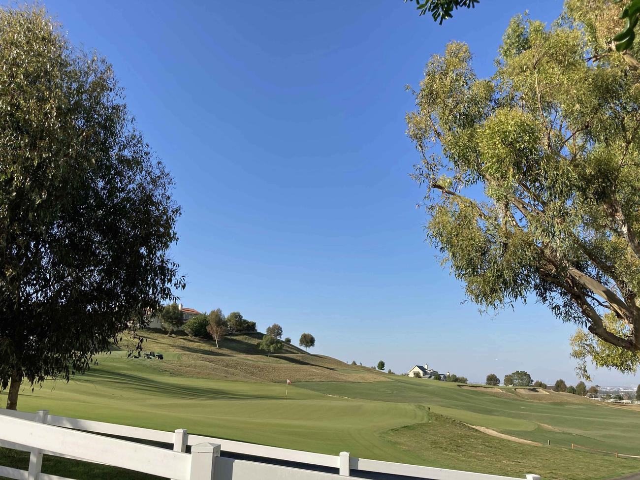 当日、ウッズが撮影のために向かっていたゴルフ場