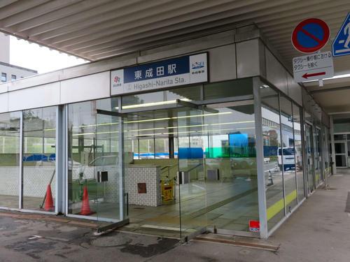(10)地上に出るとターミナル駅の雰囲気が残っている