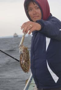 東京湾 デカい「わらじトンカツ」級のスミイカ - 釣り : 日刊スポーツ