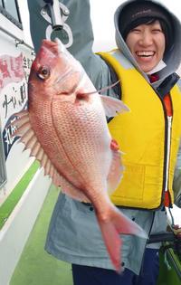 八景 常連さんと一緒だから腕上がるマダイ教室 - 釣り : 日刊スポーツ
