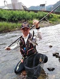 和歌山・有田川 太アユ42匹猛烈アタック堪能 - 釣り : 日刊スポーツ