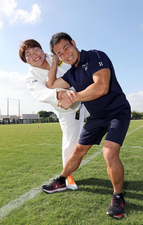 五輪で引退、医師の道へ 柔道朝比奈とラグビー福岡 , 東京五輪