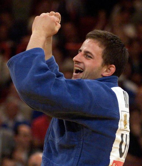 父ゲンナジーさんは五輪3大会出場(ロイター)