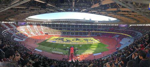 1日、サッカー天皇杯決勝の神戸-鹿島戦