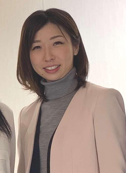 太陽ホールディングス広報の難波由美子さん(本人提供)