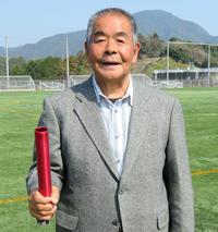 長崎総科大付高サッカー部の小嶺忠敏監督