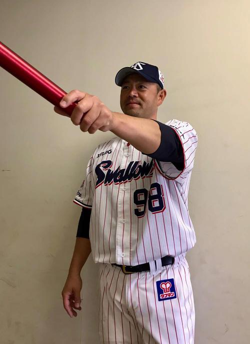 ヤクルト石井投手コーチ