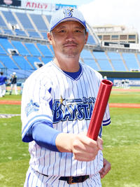 DeNA川村丈夫投手コーチ